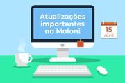 Atualizações importantes no Moloni