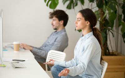 Mindfulness no espaço de Trabalho: Melhore a sua produtividade