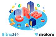 Moloni + Bitrix24: Integração com lojas online!