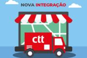 Novidade - Integração entre Moloni e as lojas online CTT