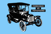 Fordismo vs Toyotismo - Porque trabalhamos desta maneira