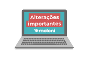O Moloni tem importantes alterações. Saiba o que mudou!