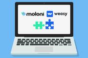 Moloni + Weasy: Criar a sua loja online ficou mais fácil!