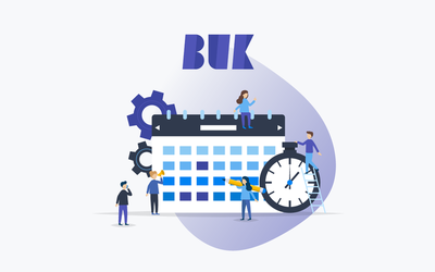 Integração Moloni e BUK facilita agenda de marcações