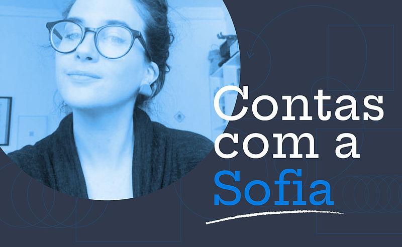 Contas com a Sofia