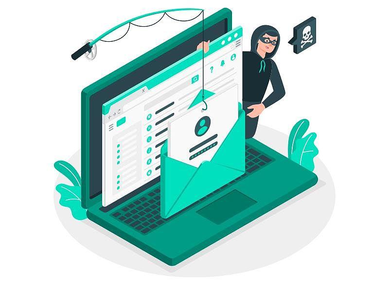 Phishing - Imagem Blog