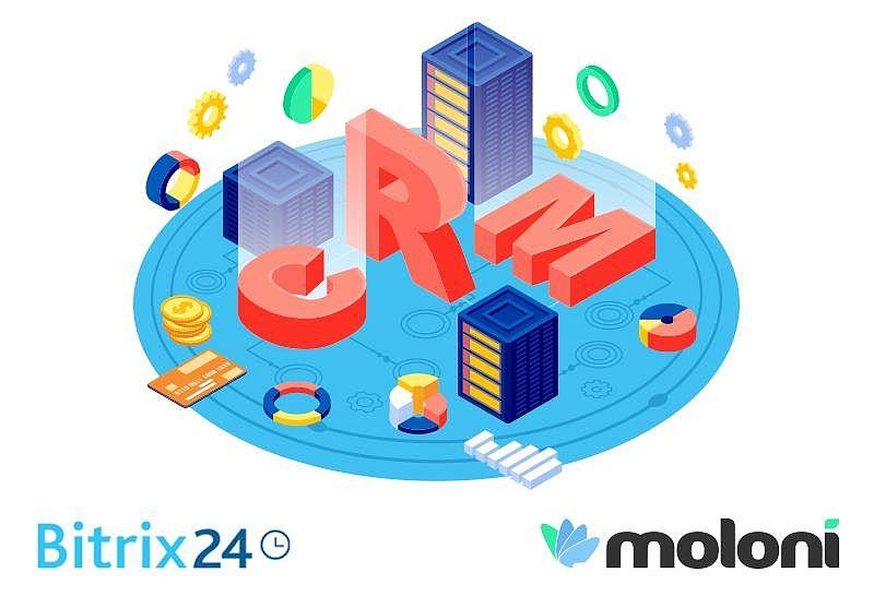 Moloni + ERP24 - Integração com lojas online Bitrix24!