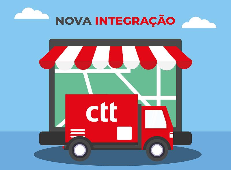Imagem Blog - Nova Integração CTT